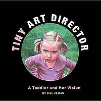 Tiny Art Director book cover