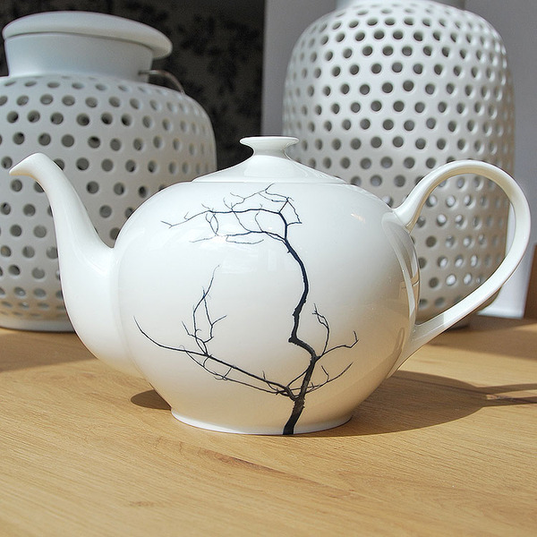 Dibbern Black Forest Teapot : Wantist