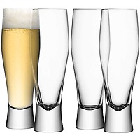 Lager Glasses by LSA - Set of 4 on Wantist