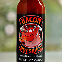 Bacon Hot Sauce on Wantist