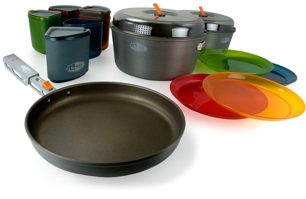 Pinnacle Camper Cook Set 3