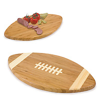 Picnic Time Touchdown Football Cutting Board