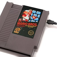 8BitMemory 1TB NES Hard Drives Super Mario Bros