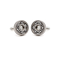 Ball Bearing Cufflinks