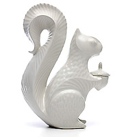 Jonathan Adler Squirrel Ring Box side view