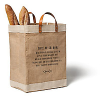 Market Bag by Apolis Activism