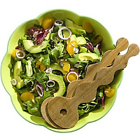 Sunflower Salad Set on Wantist