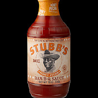 Stubb's Honey Pecan BBQ Sauce
