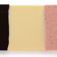 Neapolitan Chocolate Bar by Mary and Matt