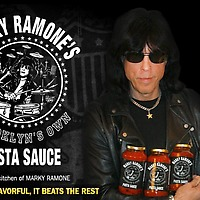 Marky Ramone Brooklyn's Own Pasta Sauce
