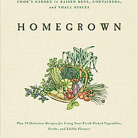 A Growing Guide for Creating a Cook's Garden book cover