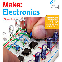 MAKE: Electronics: Learning Through Discovery book cover